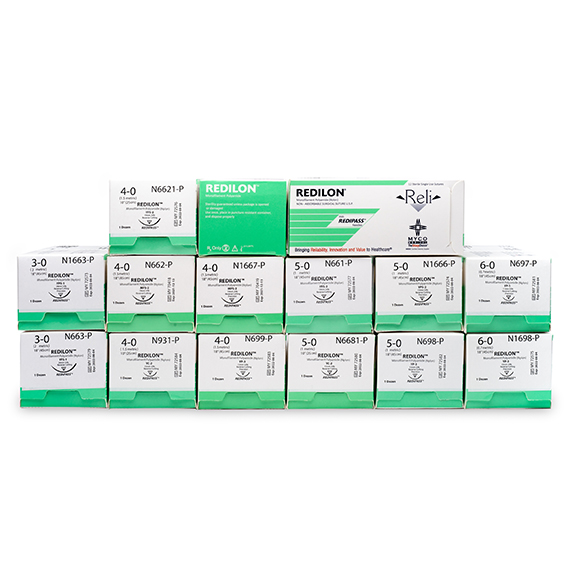 Suture – RELI® Non-Absorbable, Nylon