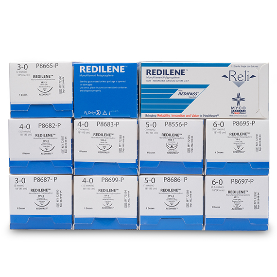 Suture - RELI® Non-Absorbable, Polypropylene